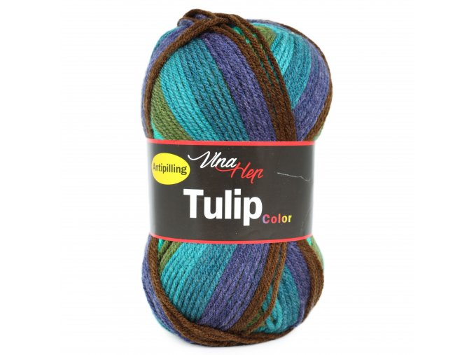 Tulip color - 100% antipilling akryl